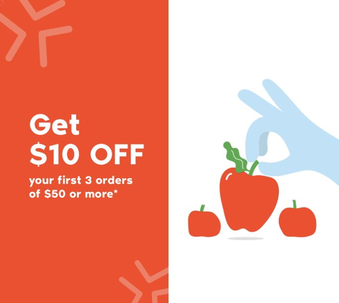 New Customers who join PC EXPRESS until March 21, get $10 Off your first 3 online grocery pickup with code GETSTARTED at check out. #points #deal #online #pickuppic.twitter.com/Eyd61bMybR