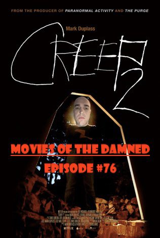 """I was really surprised with the direction of this #film."" - John  #MoviesOfTheDamned episode 76 - #Creep2  ""Such a cool angle, a #SerialKiller approaching a mid life crisis."" - Kyle  https://www.youtube.com/channel/UCDPQ70STftkGbIFq0S8YZmw …  #PatrickBrice #MarkDuplass #FoundFootage #PsychologicalHorror #Creeppic.twitter.com/F8rSl2aLUX"