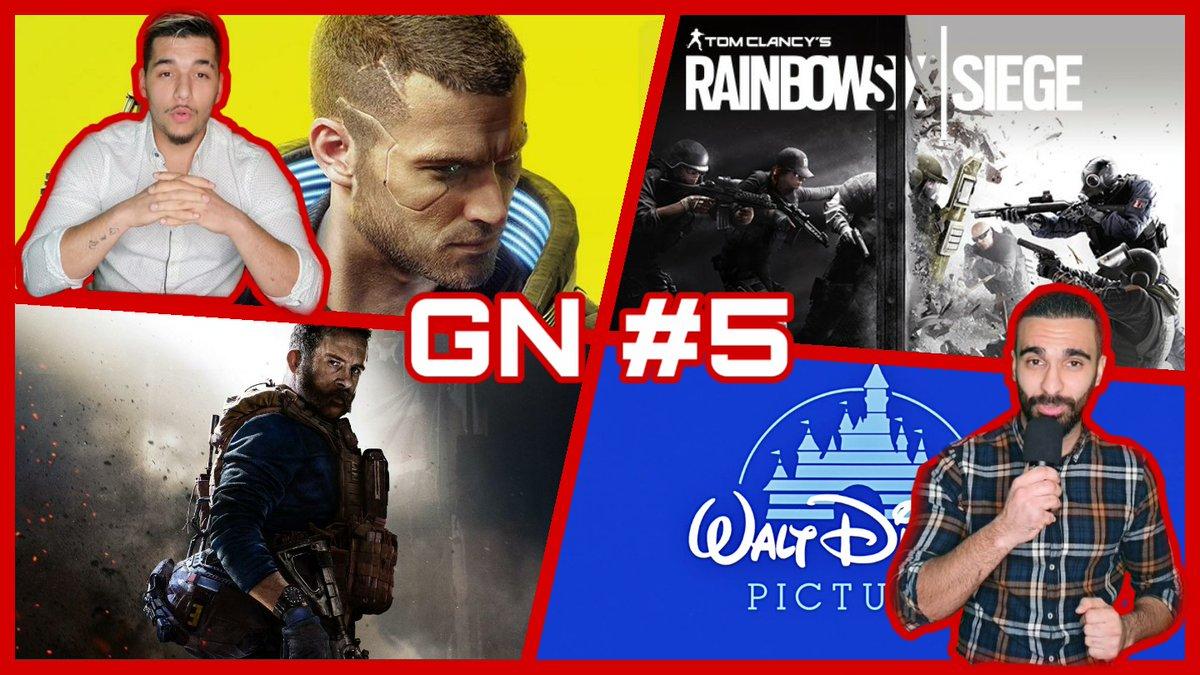 On fait pas mal de news et de débat sur le monde du jeux vidéo ! #tuesdayvibes #TuesdayThoughts #jeuxvideo pic.twitter.com/3xHSMOKxZc