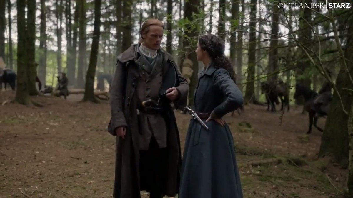 Season 5 is going to be intense. #Outlander