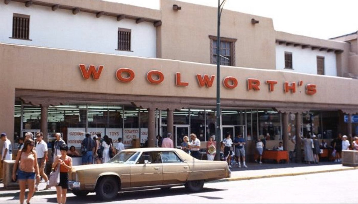 How'd You Like Pulling Up to Woolworths in One of These!  #Woolworth #DepartmentStore #Shopping #Shop #Stores #Store #Clothes #Clothing #Toys #Music #Records #Food #Furniture #Cars #Car #Wheels #Classics #Classicpic.twitter.com/zbvf8gXcIT