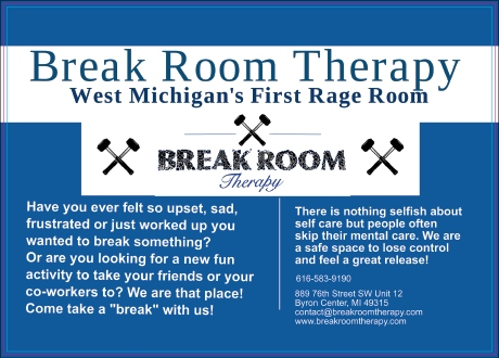 Thanks to everyone who came to SMASH during #Valentines2020 weekend. Appointments available this weekend if you couldn't get in last weekend. Book now! #BreakRoomTherapy #rageroom #BestinMichigan #experiencegr #WestMichigan #MentalHealthMatters #MentalHealthAwareness