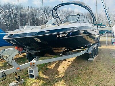 2013 Black - YAMAHA 242 LIMITED S Boat - 180 Hours  #boating #water #boat