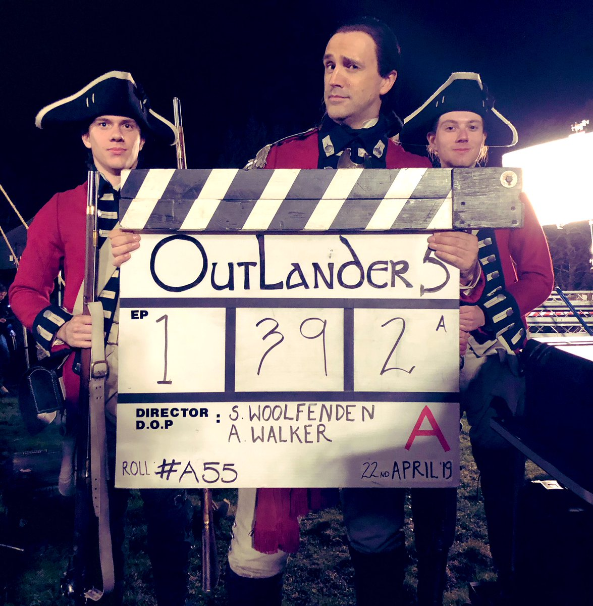 Have you watched episode one yet?  #outlanderseason5  #outlander   #OutlanderS5 <br>http://pic.twitter.com/q6bXvcO2TZ