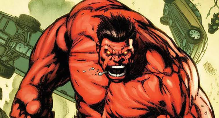 De acordo com o @The_GWW o red Hulk fará sua estreia na série da She Hulk no Disney+. Vale lembrar que o Red Hulk é o General Ross que já foi apresentado no MCU.pic.twitter.com/mJj0bViI0E