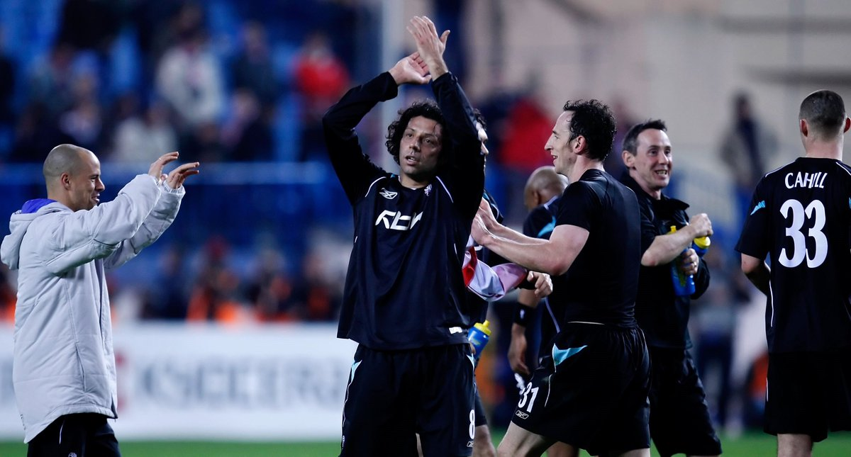 A reminder of the last English side to knock Atlético Madrid out of Europe over a two-legged tie...  Bolton Wanderers Football Club  #BWFC<br>http://pic.twitter.com/hNmYv47uMO