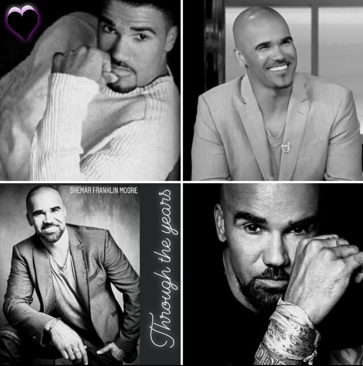 Through the years #Shemarfmoore #SFM #Shemarmoore #actorslife #actor #model #beautiful #photography #photooftheday #MuchLove #Always pic.twitter.com/w5FwA5WNXD