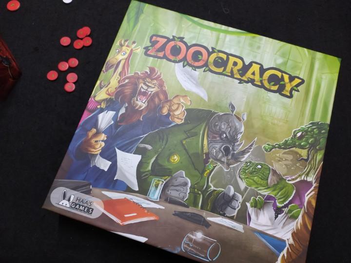 Avui hem jugat al Zoocracy, una divertida simulació de la democràcia a un zoològic amb uns animals  amb molta mala llet . @haas_games #zoocracy #haasgames #jocsdetaula #juegosdemesa #boardgames #jeuxdesociete #boardgaming #gamenight #boardgamer #analoggamespic.twitter.com/L1HDTnUVfg