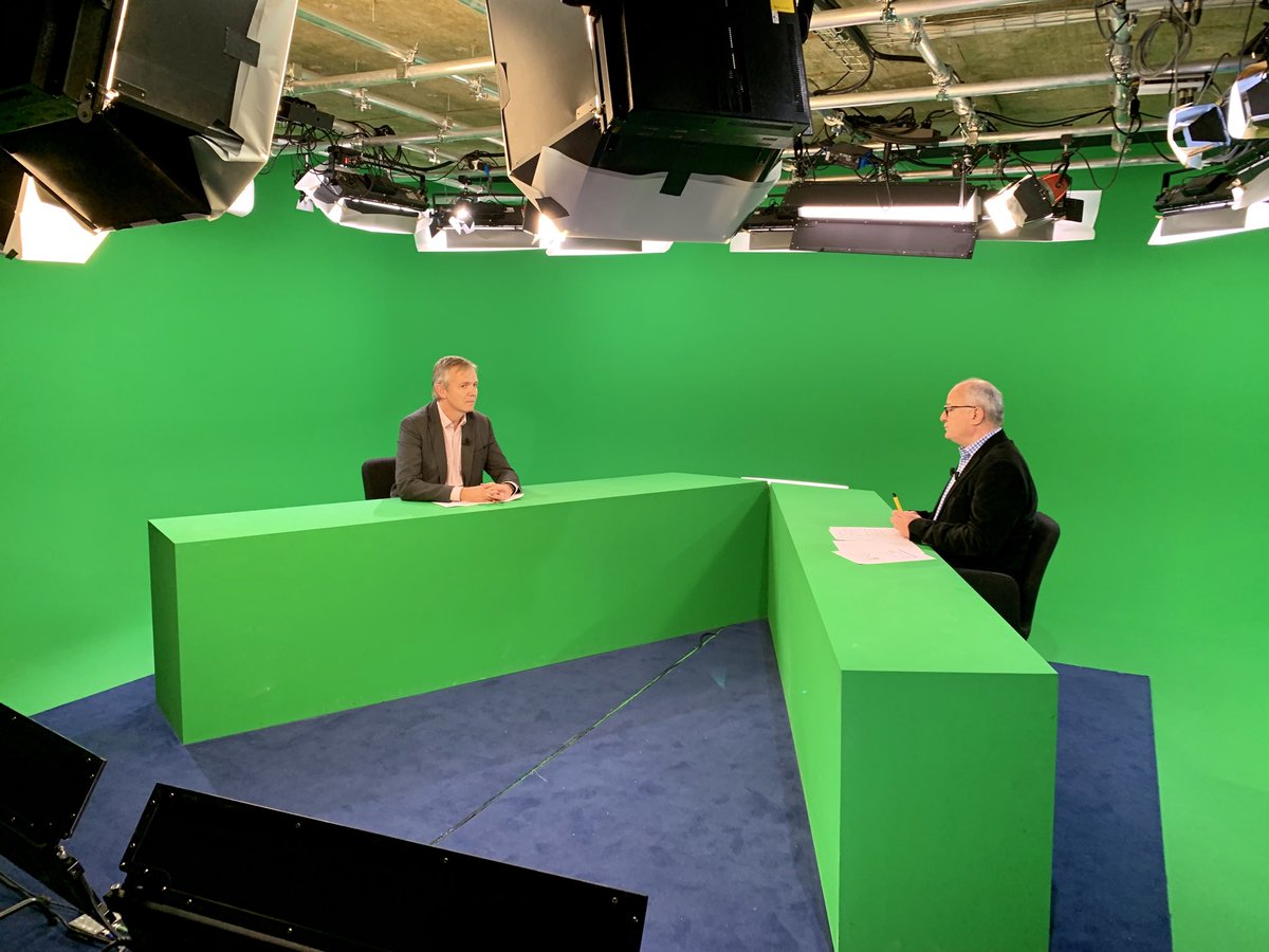 Tomorrow, a TV session about advances in the #LLT