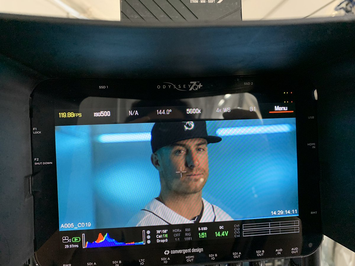 Donnie Walton, a 5th round pick of the @Mariners, hit .300 for the @ARTravs in 2019. In 2016, he led @OSUBaseball to their 1st CWS appearance since 1999. He was a 3-sport star in HS as he started at quarterback, point guard, and shortstop in his senior year. Guy's got skill. pic.twitter.com/lN0EpA22GO – at Peoria Sports Complex