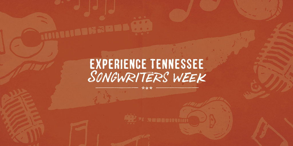 Join us next week for Tennessee Songwriters Week (Tuesday February 25th! @BluebirdCafeTN @TNVacation Info/Tickets here: bit.ly/38Lh31a