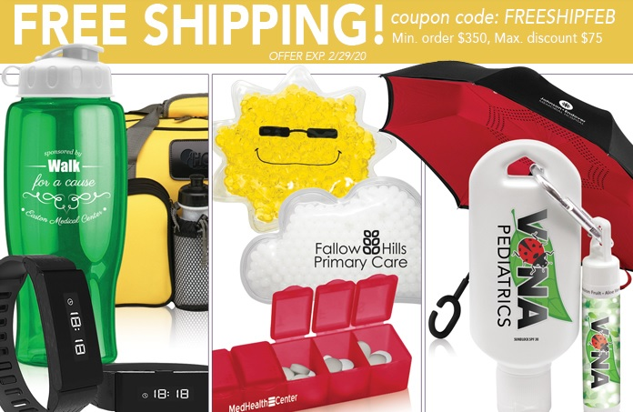 The hottest custom gifts for spring are here! PLUS free shipping! See details below.  #custom #gifts #promotionalproducts #marketing #promotions #freeshipping #customize #giveaways #promos #spring #events #swag