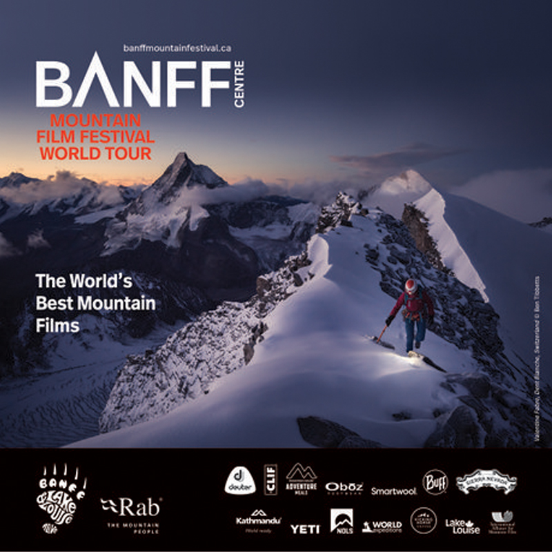 Last year, BANFF at Paramount Theatre was met with Sold Out Audiences! This year, make sure you've got your tickets in advance....on sale now!  #Banff