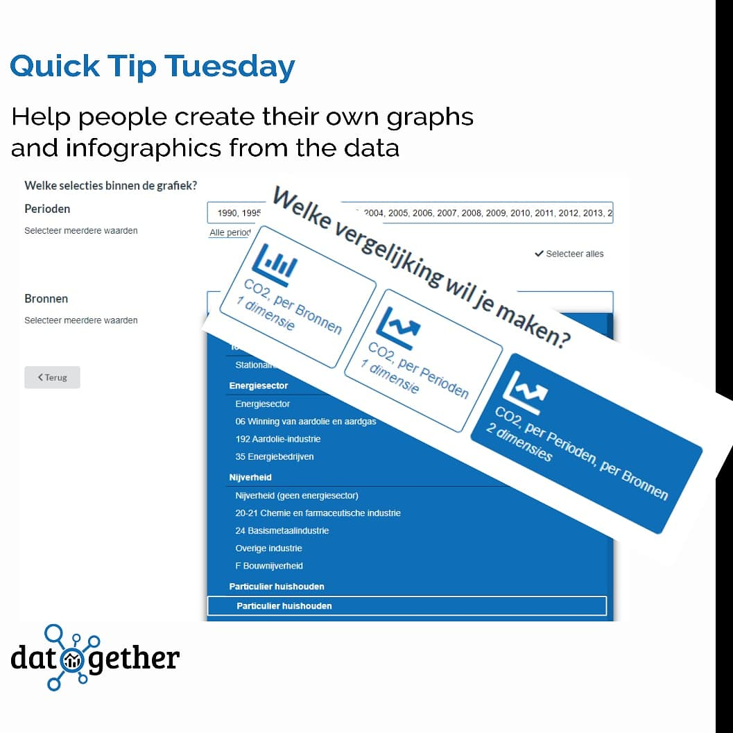 When people learn to create their own graphs and infographics, they will understand data more. The more they understand what data can do for them, the more they use it. #makeyourowngraphs #datadriven #datadrivenorganisation #organisation #quicktip #quicktiptuesday #datogether_bvpic.twitter.com/VRfhuXjjax