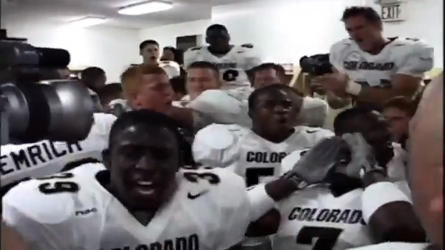 What does the fight song mean? Listen to these great Buffs talk about their experiences! #CUlture  pic.twitter.com/sLN1hZWrPb