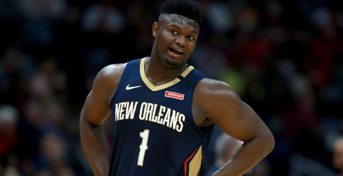 Updated Odds & Props on Team to Make the 2020 #NBAPlayoffs - Will the New Orleans Pelicans & #ZionWilliamson Make the Playoffs? -