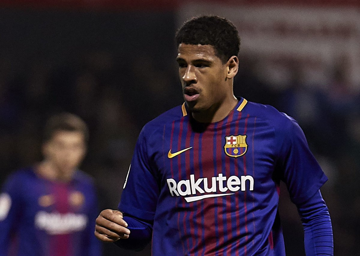 According to reports, Nottingham Forest are hoping to complete the signing of Barcelona B midfielder Marcus McGuane as theybelieve that personal terms have been agreed with the player.  #ForçaBarça #FCB