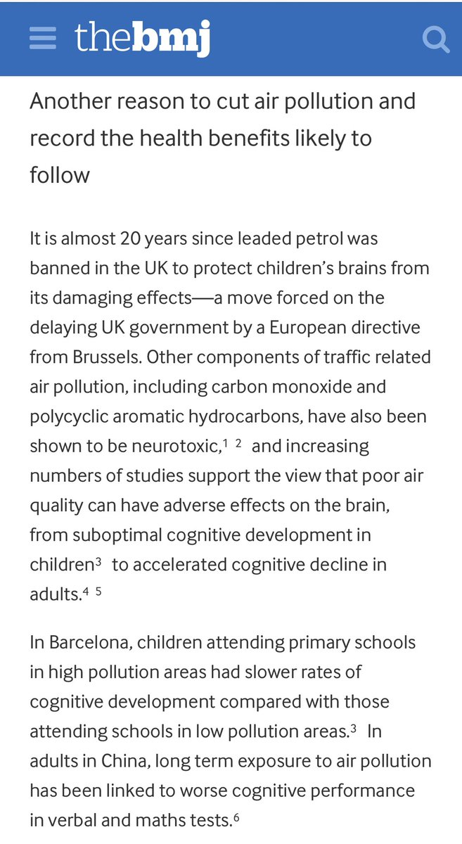 #Thisisnotjust cognitive decline in children associated with #airpollution - this will be tailored specifically for the 470 children at Yerbury primary by @marksandspencer and @Ocado's new #diesel depot next to their playground. This. Is. Not. Just. #nocado #nomands 👫🚫🚛🚛