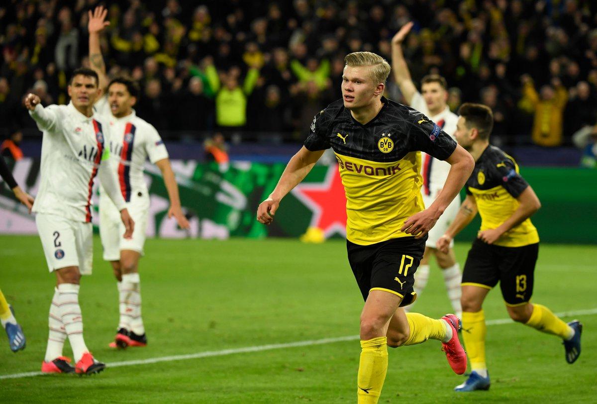 Xem lại Dortmund vs PSG Highlights, 19/02/2020