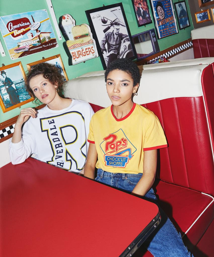 Our new #Riverdale collection is poppin' ❤️ T-Shirt £7/€8/$10, Sweatshirt £10/€12/$14 #Primark