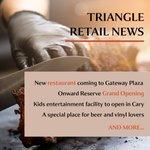 Image for the Tweet beginning: Details at  #Retail #retailnews #raleigh
