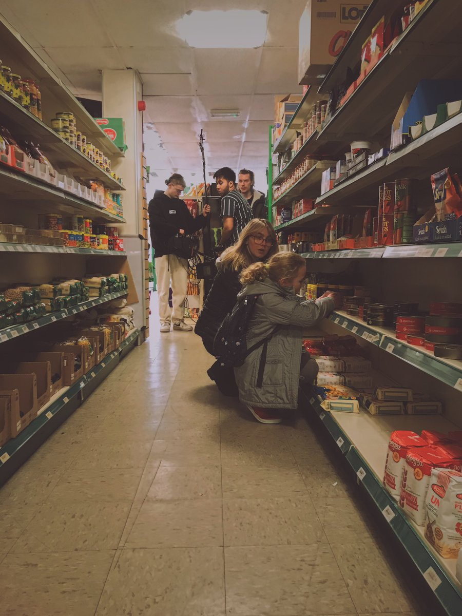 Day 1 of Out of Sight finished! Today at Herne Bay Food Centre and it was just amazing  #SupportIndieFilm #womeninfilm #shortfilmpic.twitter.com/hJcDmIXq3i