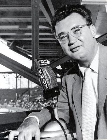#OTD 1998 - Harry Caray died. He broadcast games for the Cardinals, the A's, the White Sox and the Cubs. Caray was inducted into the broadcasters wing of the Hall of Fame in 1989. #STLCards