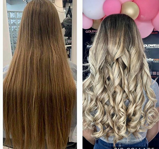 A gorgeous balayage transformation by super duo Chloe and Laura @blusalons West Bridgford.  #blusalons #blu #bluhair #westbridgfordsalon #goldwellcolorance #goldwelltoner #goldwellmastercolorist #babylisspro #babylissprocurl #curlfinish #apprenticetraini… https://ift.tt/3bNMHgf pic.twitter.com/MsWLO0YLfL