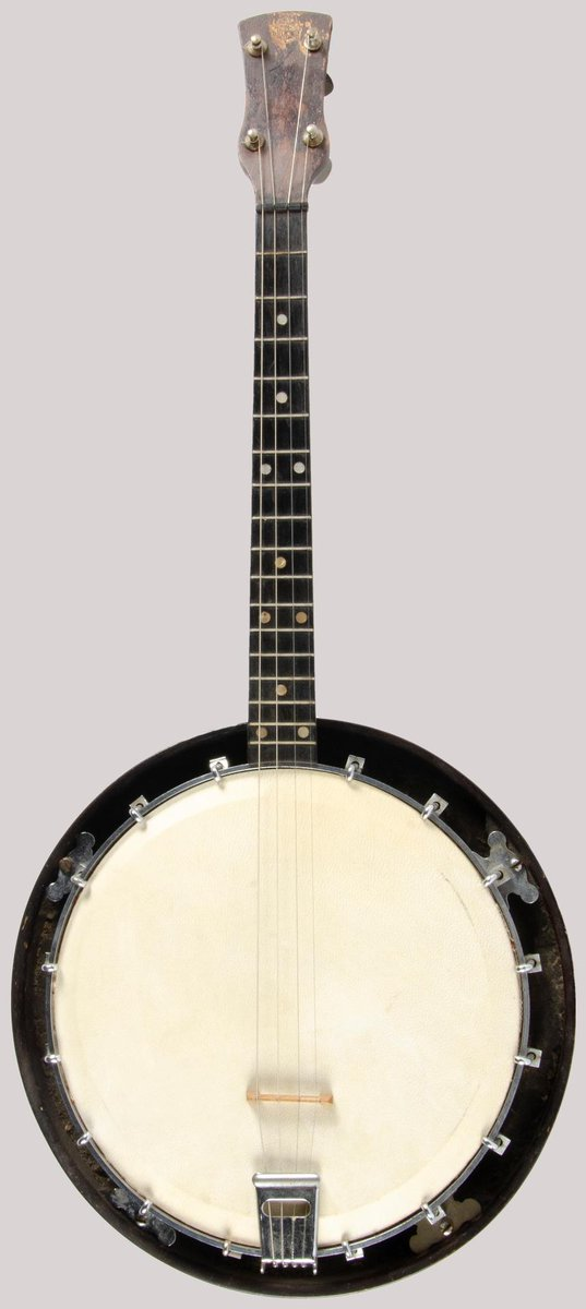 george houghton and sons short scale irish tenor banjo