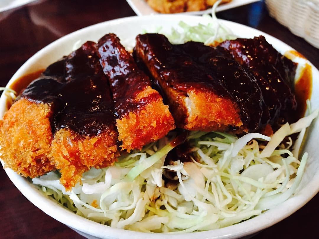 #外国 に長期でいたら絶対に食べたくなる #日本食 😭 . #ロス の #リトル東京 のこのお店は日本と変わらないくらい美味しかった😍💕💕 . なので2日連続行きましたよ!っと🤣 . . #ご馳走様でした 🙏😆💕💕 . . . #la #ロサンゼルス #アメリカ #yummy #dinner #instafood #instagood #instalike