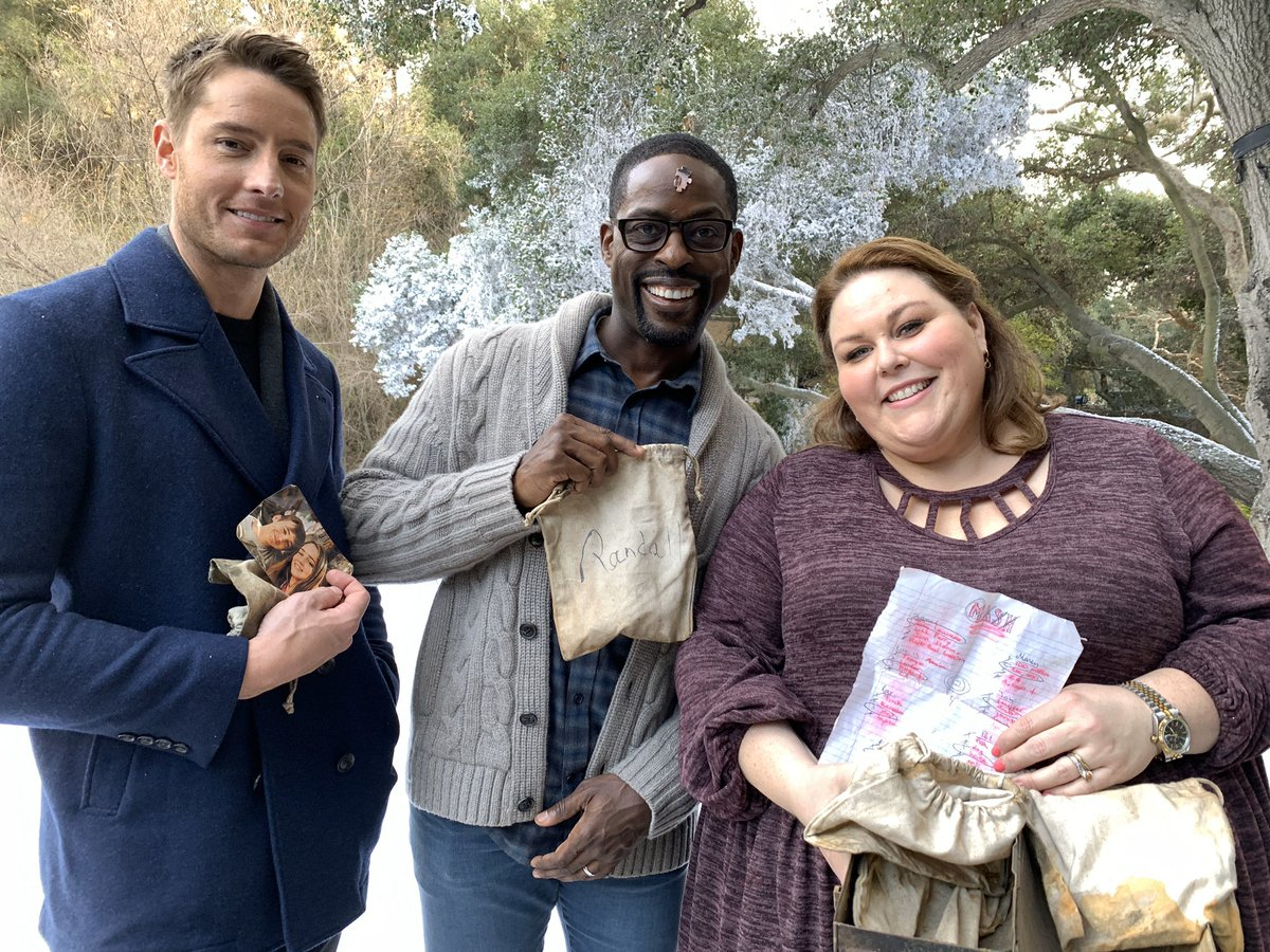 After all these years, we found the missing piece.🧩 #ThisIsUs