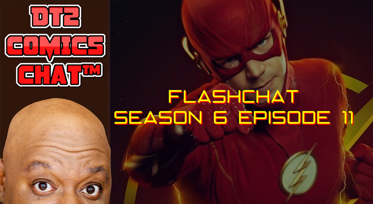 #ComicBooks #Superheroes #TV  #DT2ComicsChat™  #FlashChat   We're talkin' #TheFlash S6Ep11 'Love Is a Battlefield' @DCComics  It's an Iris-centric episode, but guess what? It's not even Iris!  WATCH NOW:  https://youtu.be/MN7GnV8qmRc pic.twitter.com/oBvcM2vTl1