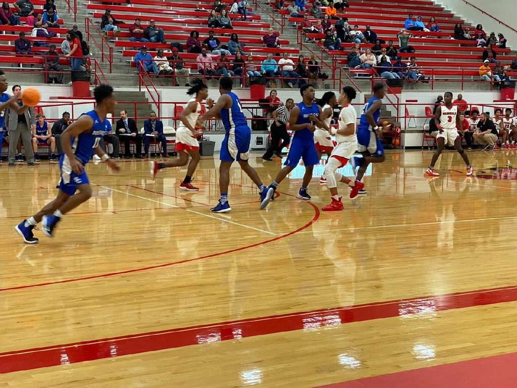 Bulldog Basketball loses a close contest to Camden 49-42 tonight. #WhateverItTakes