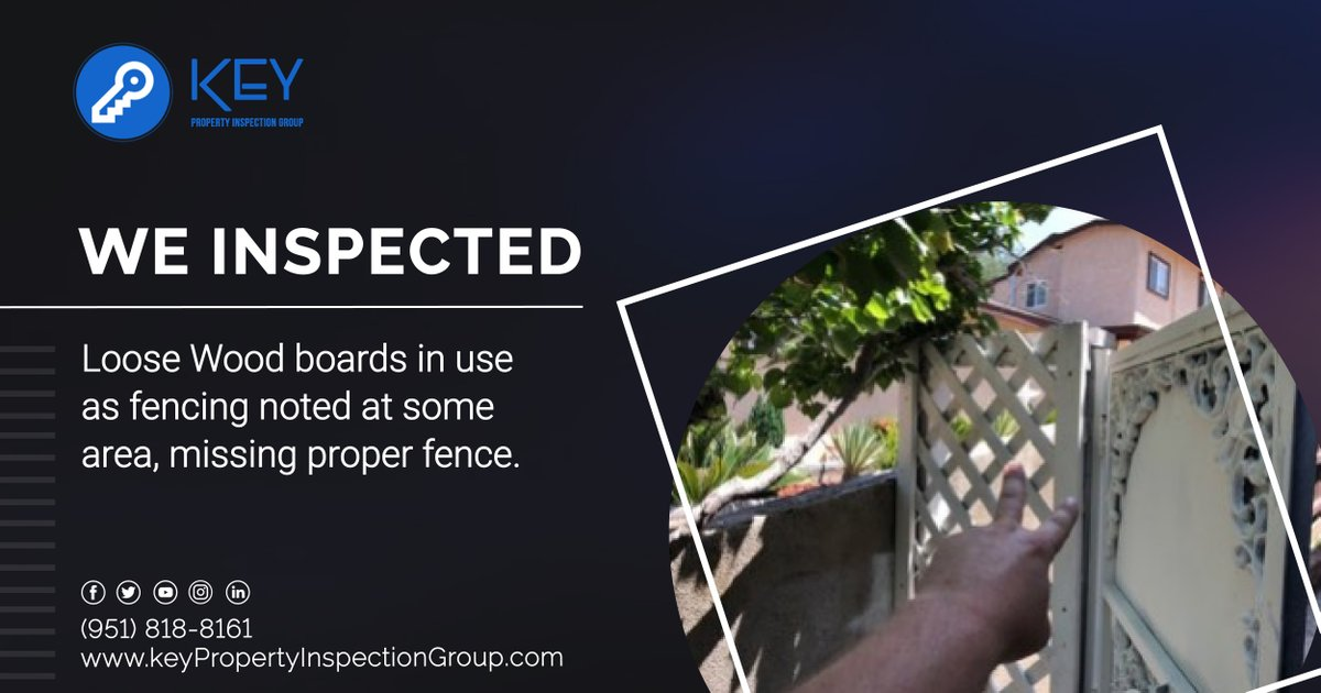 Inspection team on duty!  Call now: (951) 818-8161 Visit our website: https://keypropertyinspectiongroup.com/  #KeyInspection #HomeInspector #HomeInspection #HomeInspetionCalifornia #OfficeInspection #PropertyInspection #BuildingInspection #InspectionSpecialists #RealEstatepic.twitter.com/TY5w4cFYLi