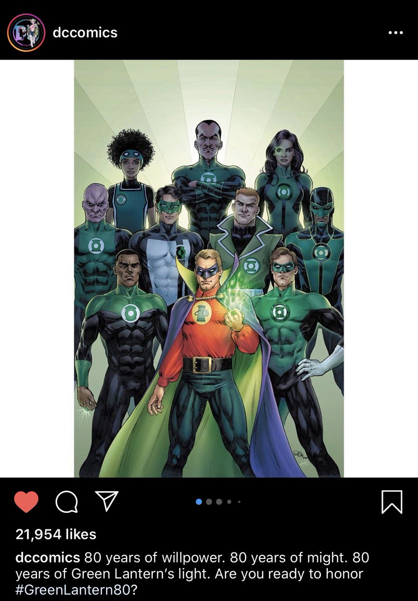 And folks wonder why they've been my overall favorite groups. @DCComics #InBrightestDayInBlackestNight