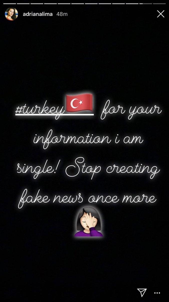 She's my favorite for a reason! #Turkey #fakenews #adrianalimapic.twitter.com/JPr4Sdm90c