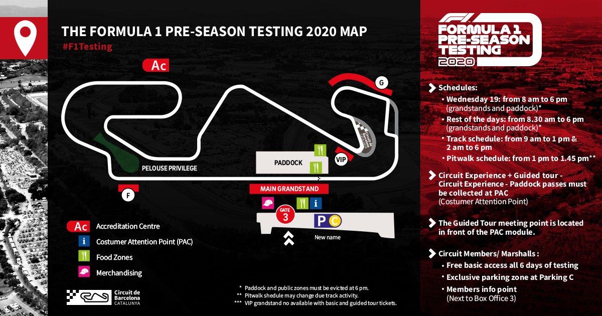 Przedsezonowe testy. Barcelona 2020 - Dzień 1 Jak oglądać testy i relacja  Zapraszamy : http://bit.ly/2SEeesP  #RK88 #RobertKubicaKlub #robertkubica #Kubica #Orlen #F1 #DTM #ElevenF1 #ORLENTeam @DanielObajtek @TeamORLEN @AnnaZiobron @RzecznikORLEN @BMWMotorsport @ARTGP