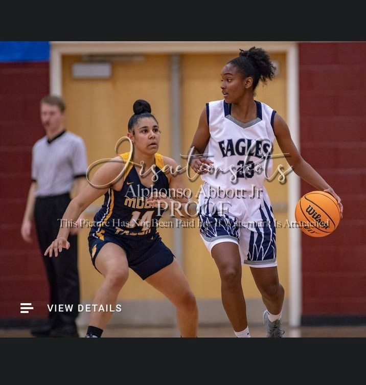 Come see Destiny Long c/o 2021 junior Wed 2/19 6pm @ Reagan High School East Forsyth vs West Forsyth  4A Central Piedmont Tournament #womensbasketball #EFHS  Let's Do it EAGLES!@destlong8094 @CarolinaReignBB @efhswbbpic.twitter.com/zkUAupL5WA