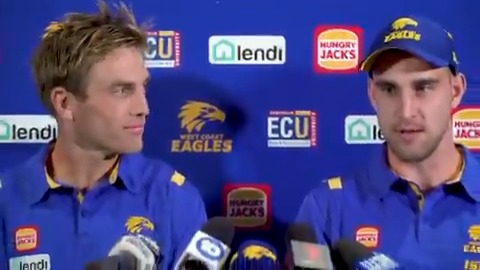 Image for the Tweet beginning: Brad Sheppard and Elliot Yeo