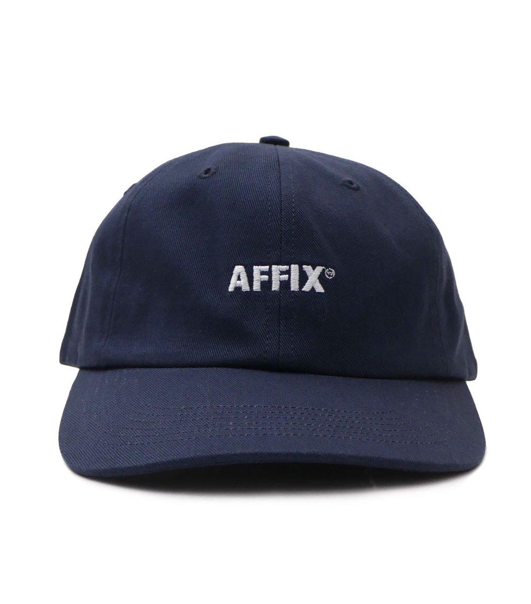 【#星野源 さんファッション】2/19の「#星野源ANN」収録時に、#三浦大知 さんが星野源さんにプレゼントした帽子はこちら。シンプルなロゴデザインがカッコいい #AFFIX のキャップです。🔽詳細はこちら