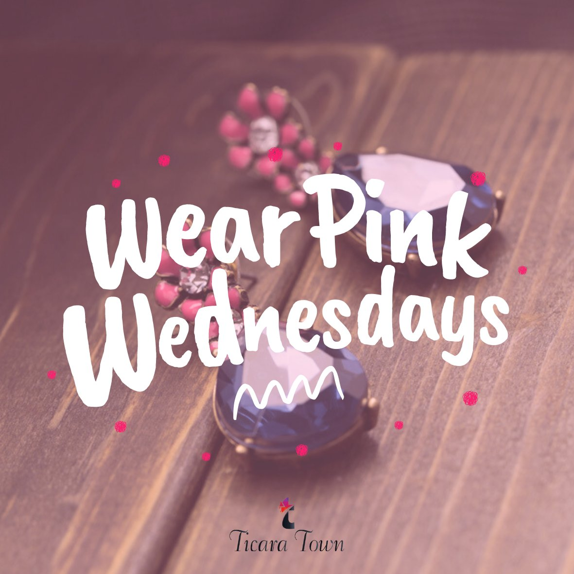 Happy pink Wednesday!! . #bohostylejewelry #prettyearrings #prettyjewelry #uniquejewelry #earringstyle #earringlover #earrings #beadedjewelry #beadedearrings #summerjewelry #summervibes #ticaratown