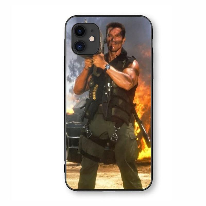 Check out this product 😍 Arnold Schwarzenegger tempered glass lPhone case 😍  $19.99 USD by Perfect Cart.  LEARN MORE 👉👉   #fashion #onlineshopping