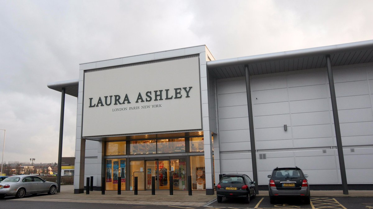 Laura Ashley fighting to Survive | read:  | #Asia #Closing #Fashion #LauraAshley