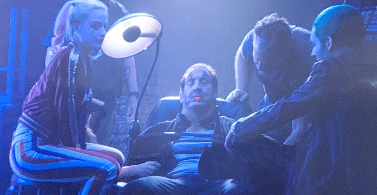 Jared Leto; Esquadrão Suicida; Coringa; Harley Quinn; Arlequina