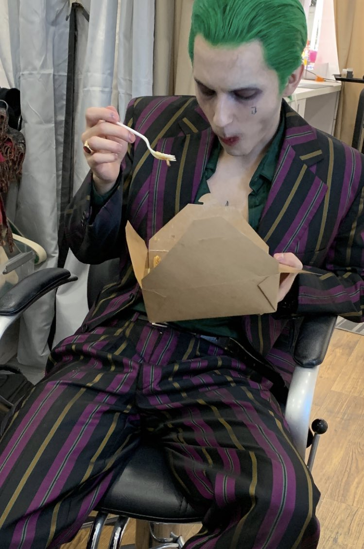 𝕵𝖔𝖍𝖓𝖓𝖞 𝕲𝖔𝖙𝖍 On Twitter Ya Boi Played The Joker In Birds Of Prey