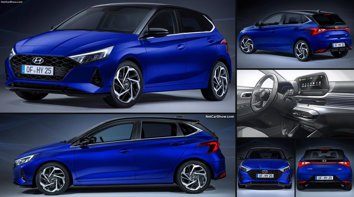 2021 Hyundai I20 Pricing