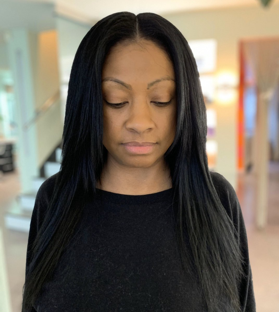 As long as your hair is in a healthy state, you can remove and re-install your wefted microlinks same day.  Located in #buckheadatlanta Book Consultation http://fancyiknow.com/services pic.twitter.com/zAbjQOhw55