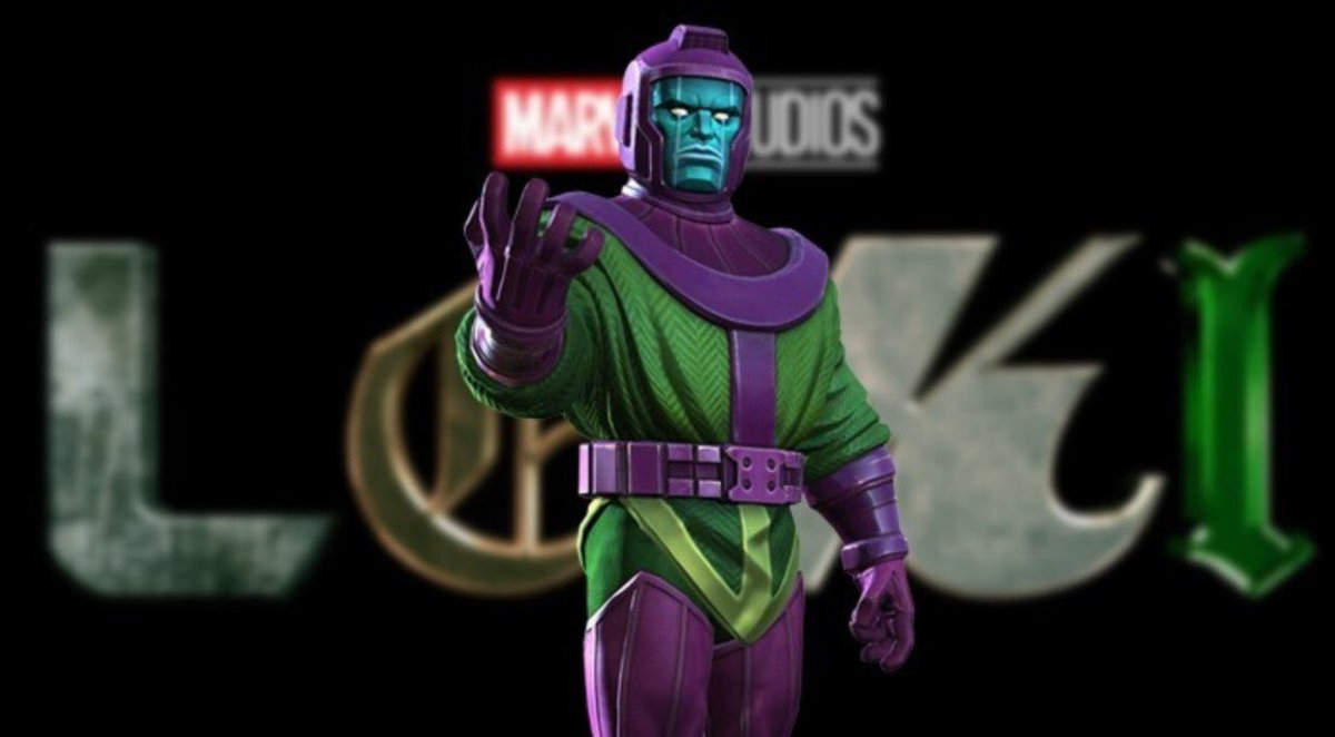 "A new rumor making the rounds suggests that Kang the Conqueror will be making his debut in the upcoming 'LOKI' series on @disneyplus!   The rumor further suggests that Kang will be the #MCU's next ""big bad""!!   Via: @DanielRPK #Loki #DisneyPlus #KangtheConquerorpic.twitter.com/FHiU1uKW7E"