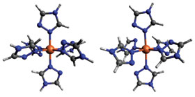 Spin-crossover complexes show promise as a new kind of switchable explosive. Story by @MustLoveScience for @cenmag: cen.acs.org/materials/Swit… @J_A_C_S
