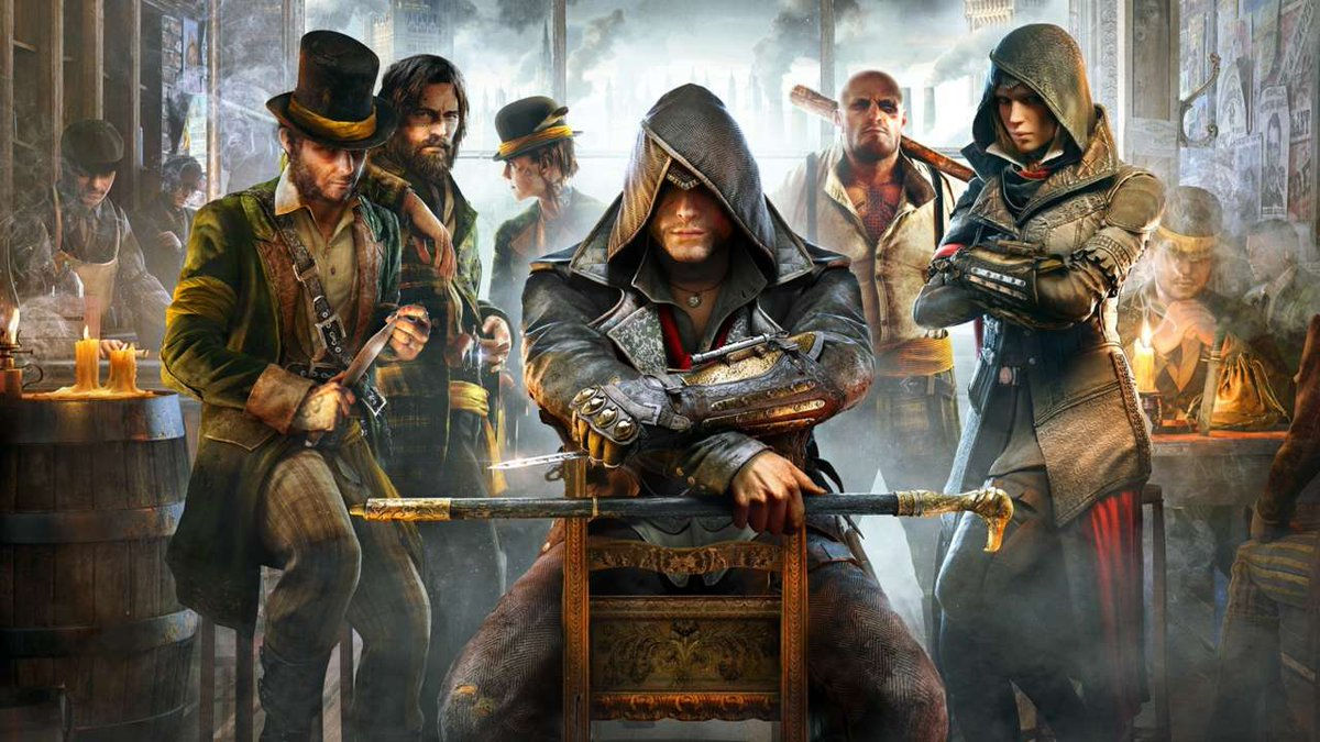 Assassin's Creed Syndicate will be free at the Epic Games Store this week http://bit.ly/2SDhzZdpic.twitter.com/zJOOYp8oy6